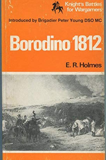 Borodino, 1812 (Knight's battles for wargamers)