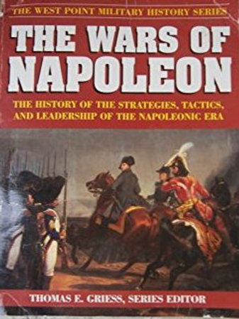 The Wars of Napoleon (The West Point Military History Series) Pb