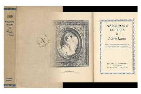 Napoleons Letters to Marie Louise