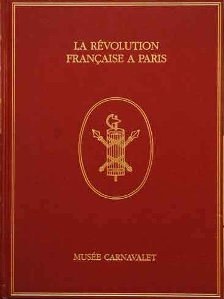 La Revolution Francaise a Paris