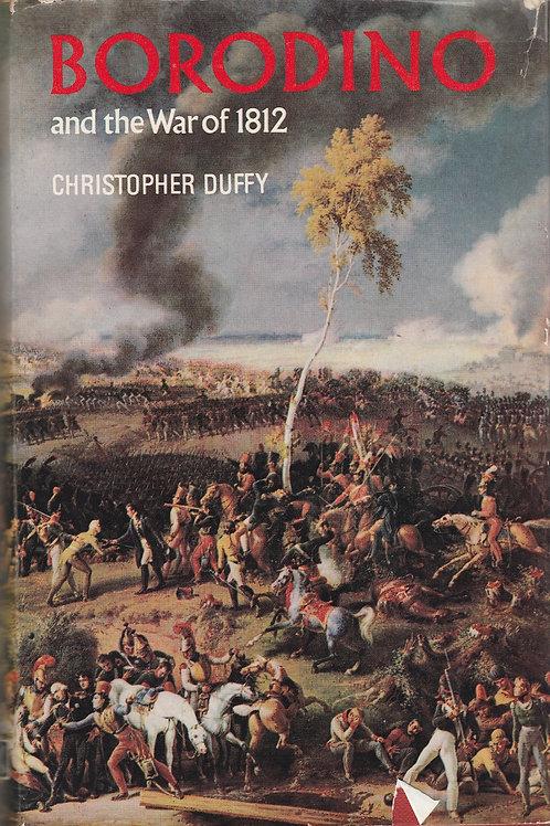 Borodino and the war of 1812