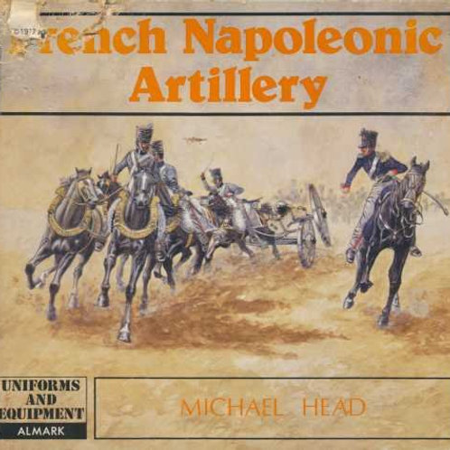 French Napoleonic artillery (Uniforms and equipment) PB