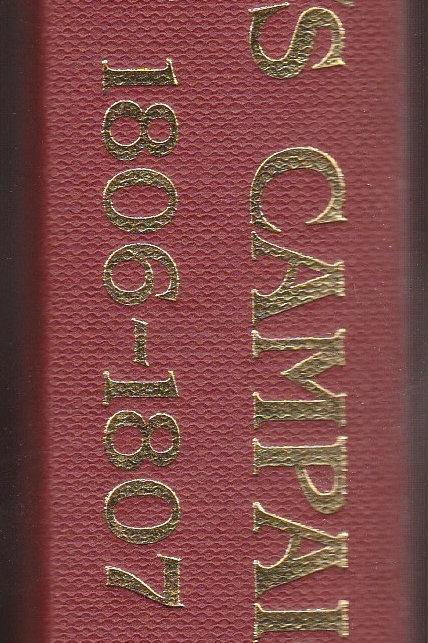 Napoleon's Campaign in Poland, 1806-1807 (Napoleonic Library #14)