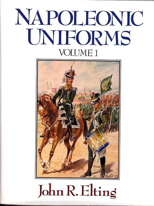 Napoleonic Uniforms, Vols. 1-2 (2 Volume Set)