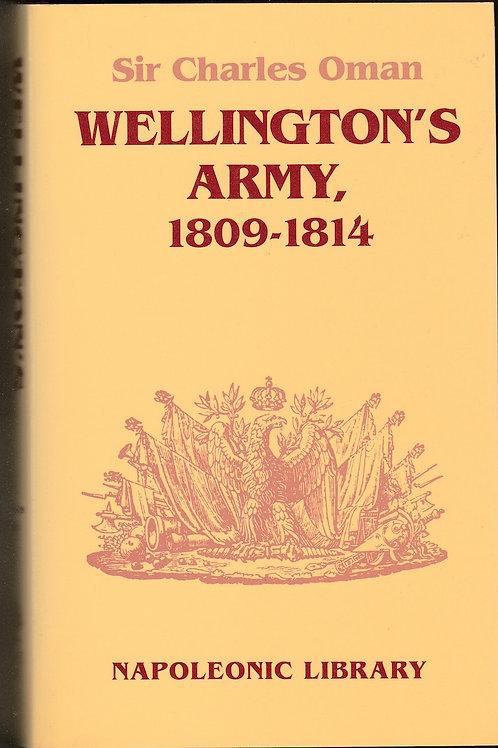 Wellington's Army 1809-1814