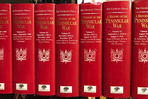 History of the Peninsular War