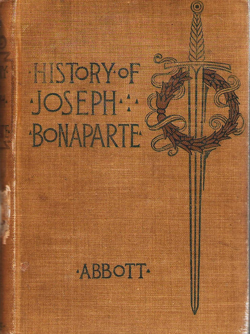 History of Joseph Bonaparte