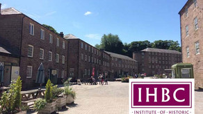 The IHBC is helping support The Derbyshire Historic Buildings Trust