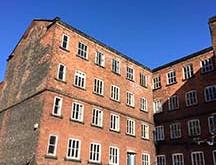 Water Ingress Damaging Historic Mill