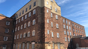 May Conservation Officers' Meeting at Darley Abbey Mills