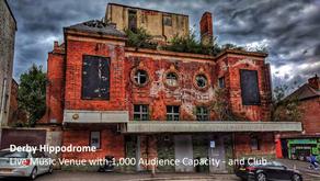 Future of Derby's Historic Hippodrome Theatre