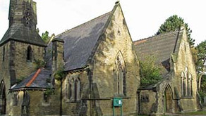 Cemetery Chapel at Risk