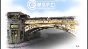 Could this Historic Bridge become a Restaurant?
