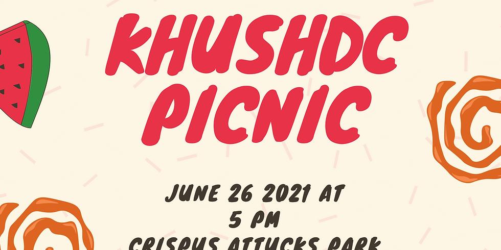 KhushDC June Picnic