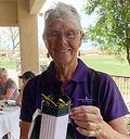 Judy Ellyson 2021 Club Championship
