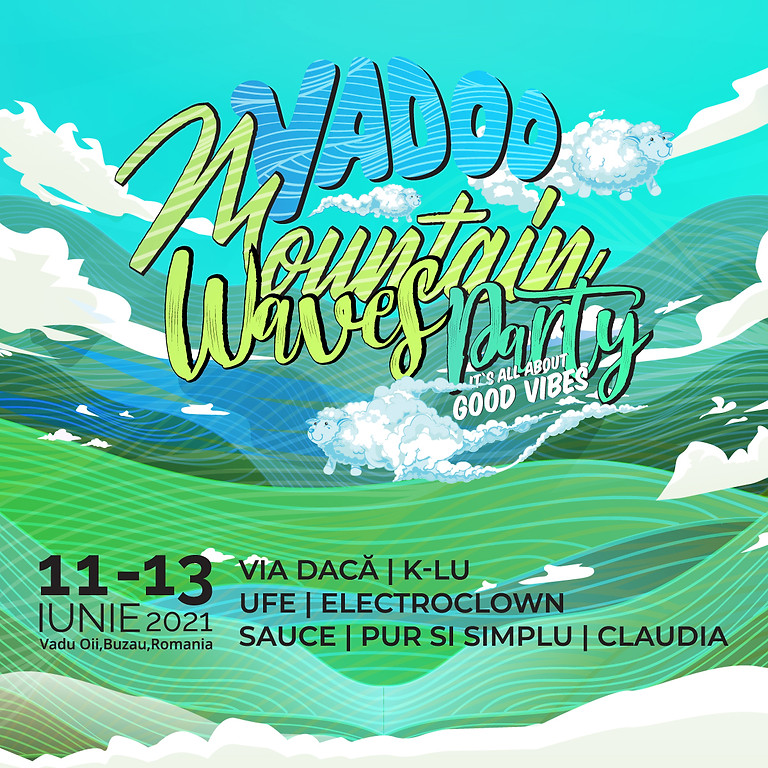 Vadoo Mountain Waves Party 2021