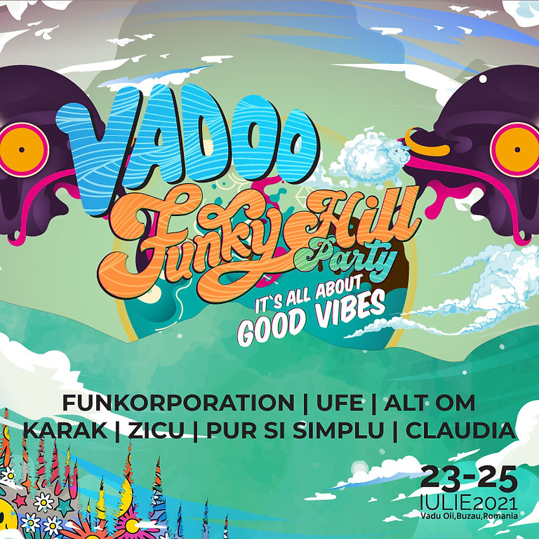 Vadoo Funky Hill Party 2021