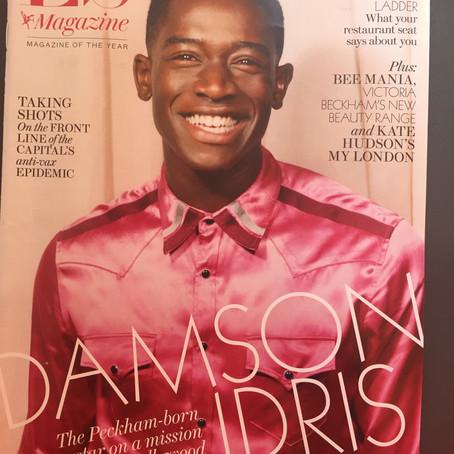 DAMSON IDRIS | ARTICLE