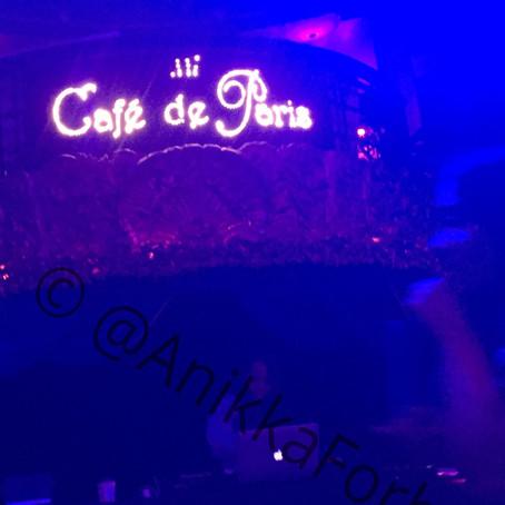 HIP-HOP BRUNCH   CAFE DE PARIS