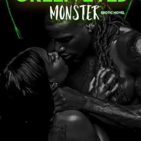 BOOK | GREEN EYED MONSTER