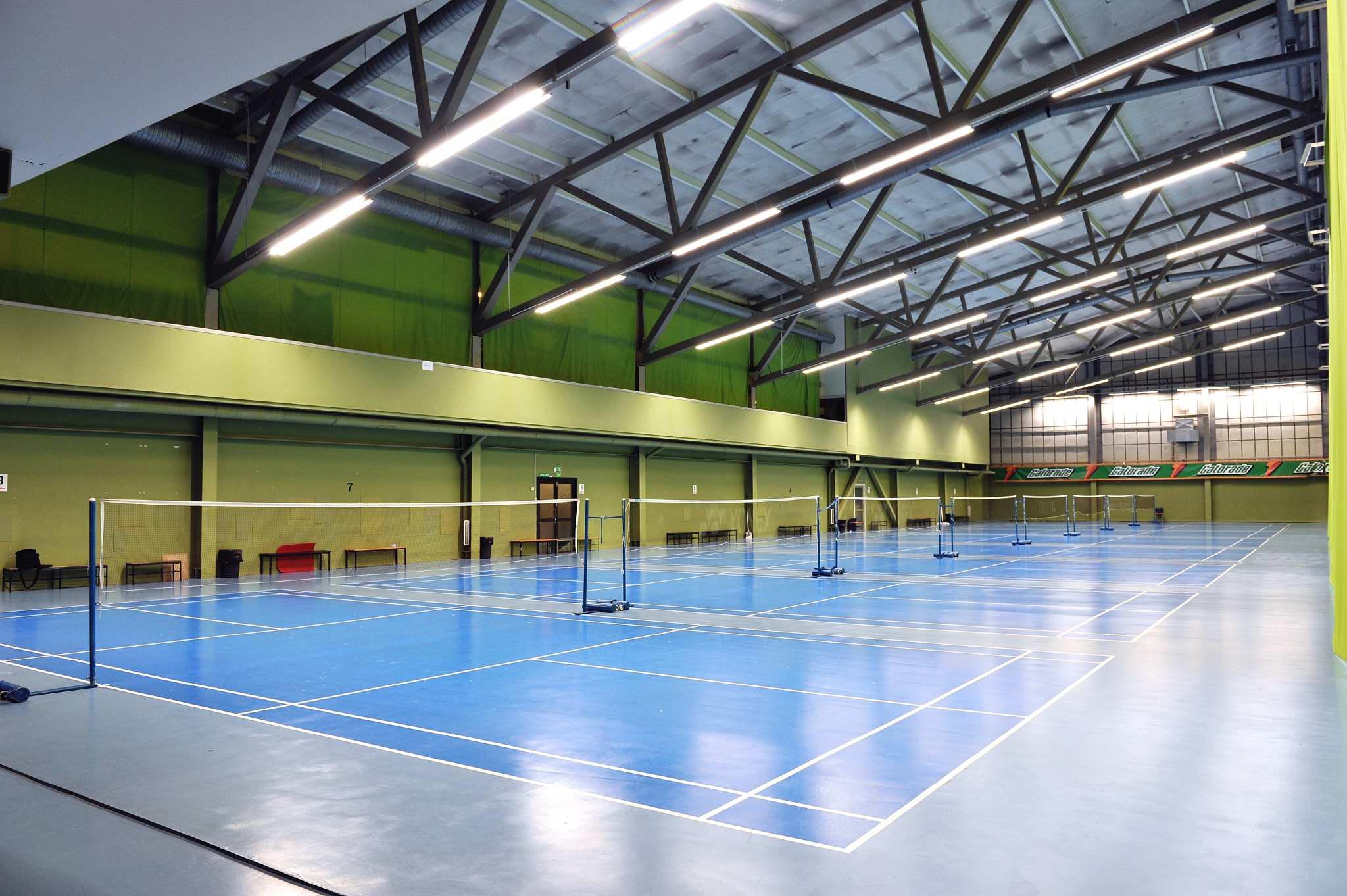 Pickleball Finnish Open 2019 venue