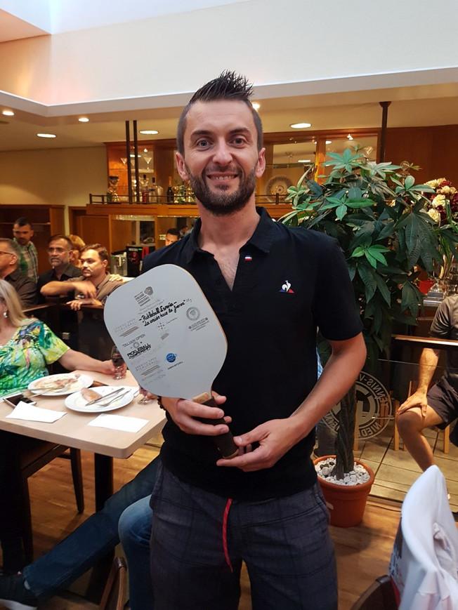 """""""Finnish Trophy"""" -kiertopalkinto Ranskaan"""