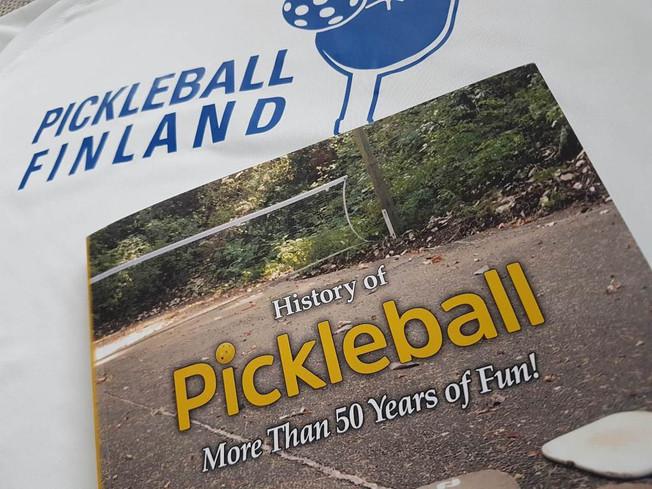 Pickleball Finland osaksi lajin historiaa