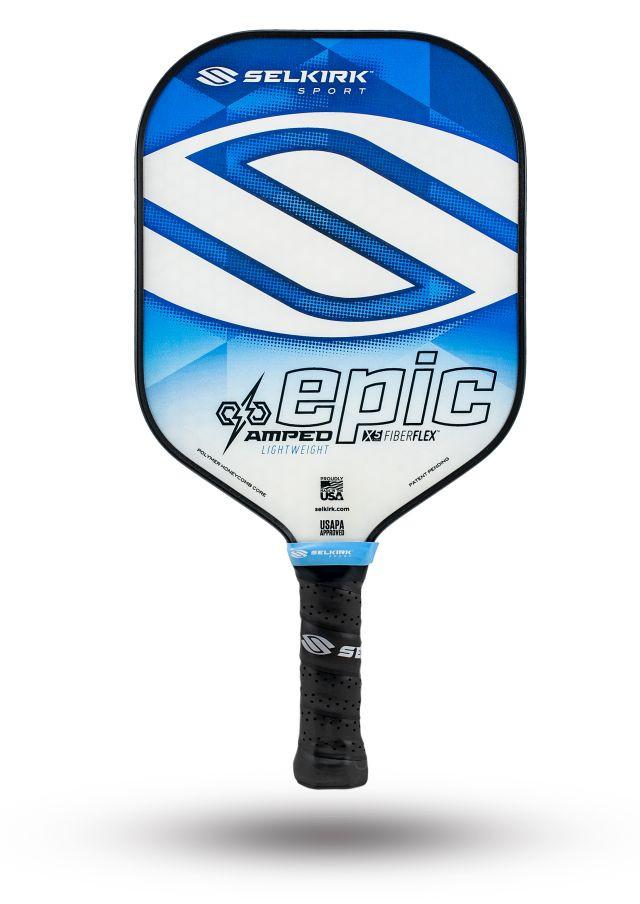 Epic Amped sininen