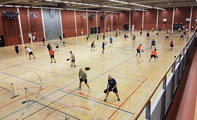 Amsterdam kokosi yhteen 240 kilpailijaa 18 maasta