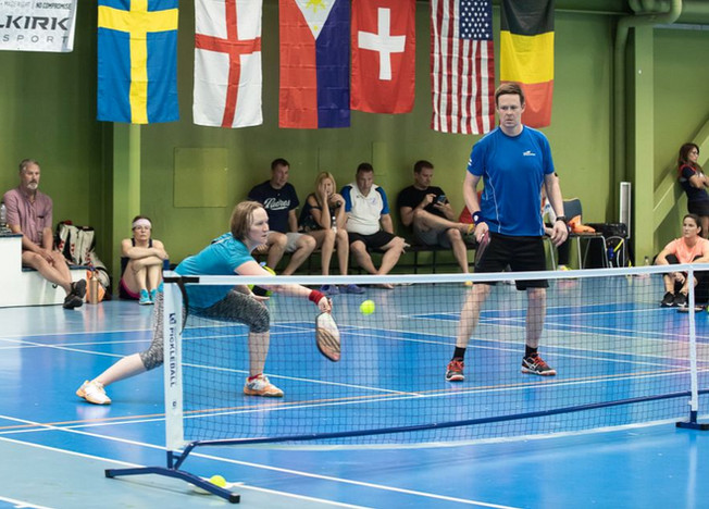 Jo viides Xmas Games -jouluturnaus Espoossa marraskuussa