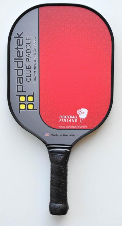 Club Pickleball Finland Red