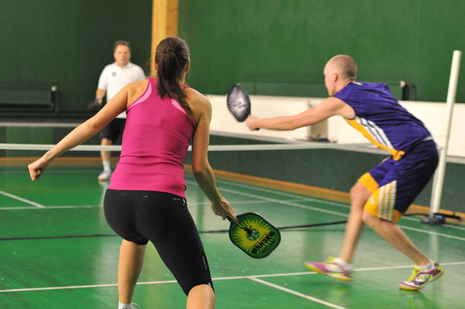 1st Pickleball Finnish Open Espoossa 29.11.