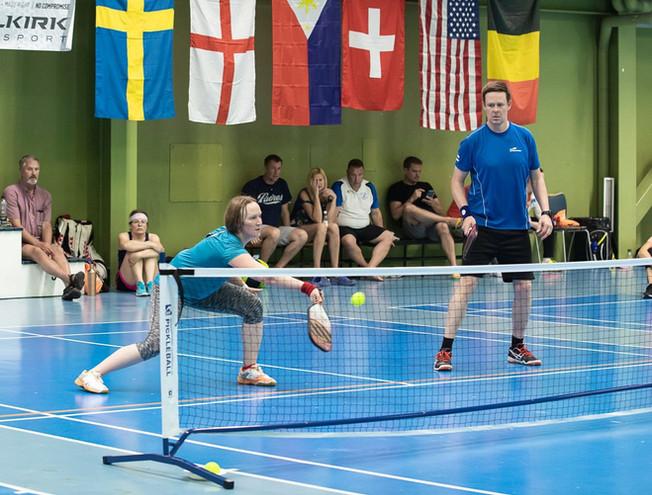 Marraskuun Pickleball Finland Xmas Games peruttu