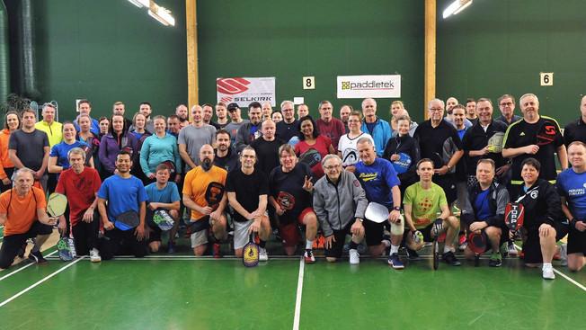 Pickleball Finland Xmas Games 2018 – 2. suurin turnaus Suomessa