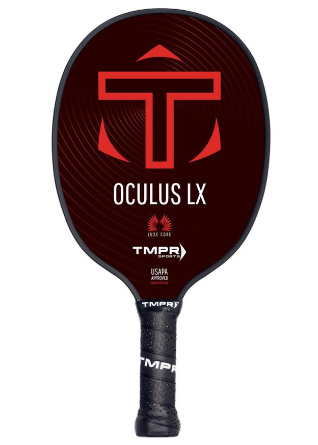 Oculus LX punainen
