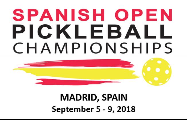 Spanish Open jo 4. kertaa Madridissa syyskuussa