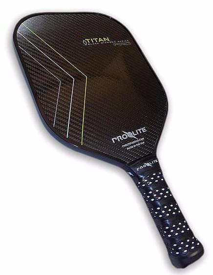ProLite Titan Pro (keltainen)