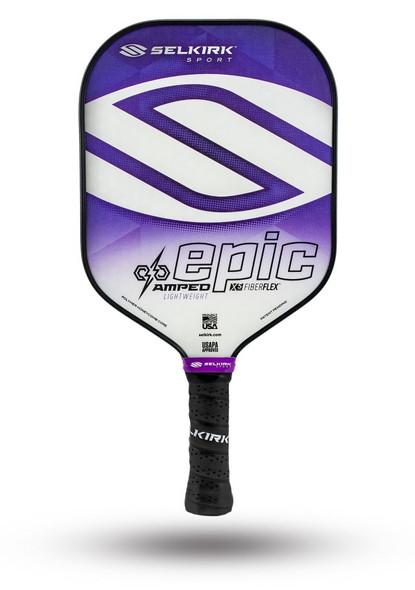 Epic Amped violetti