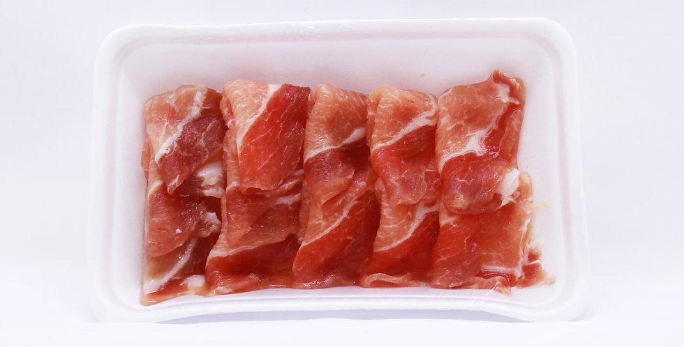 Pork Loin Shabu Shabu Pack