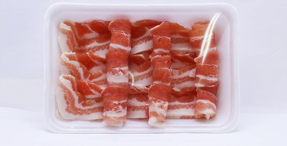 Spanish Pork Belly Shabu Shabu Pack