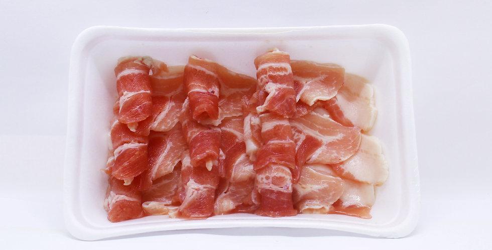 Pork Belly Slice Shabu Shabu Pack