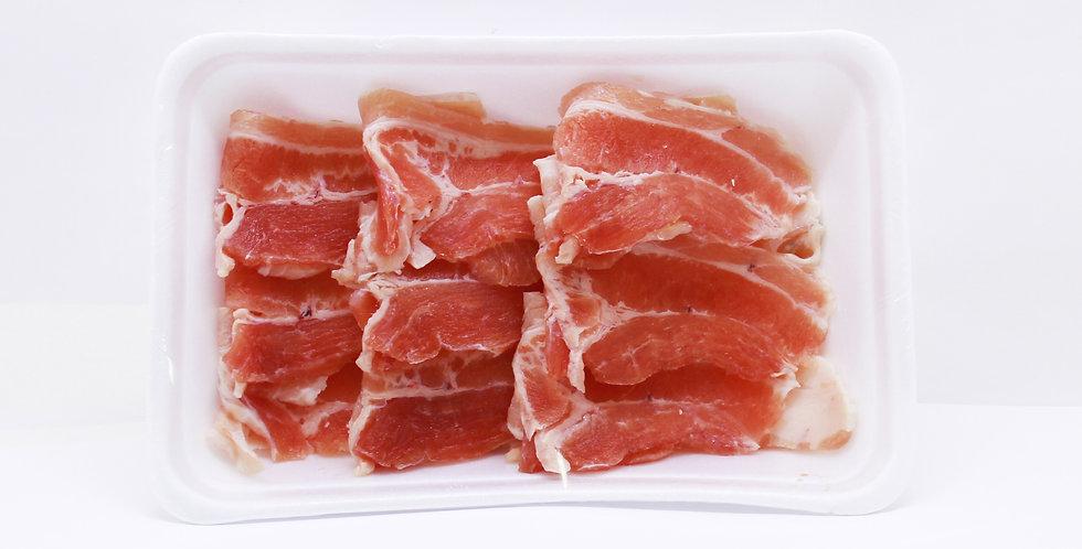Spanish Pork Belly Yakiniku Pack
