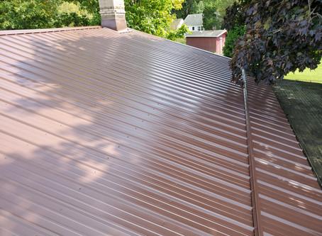 Metal vs. Asphalt Shingle Roofing