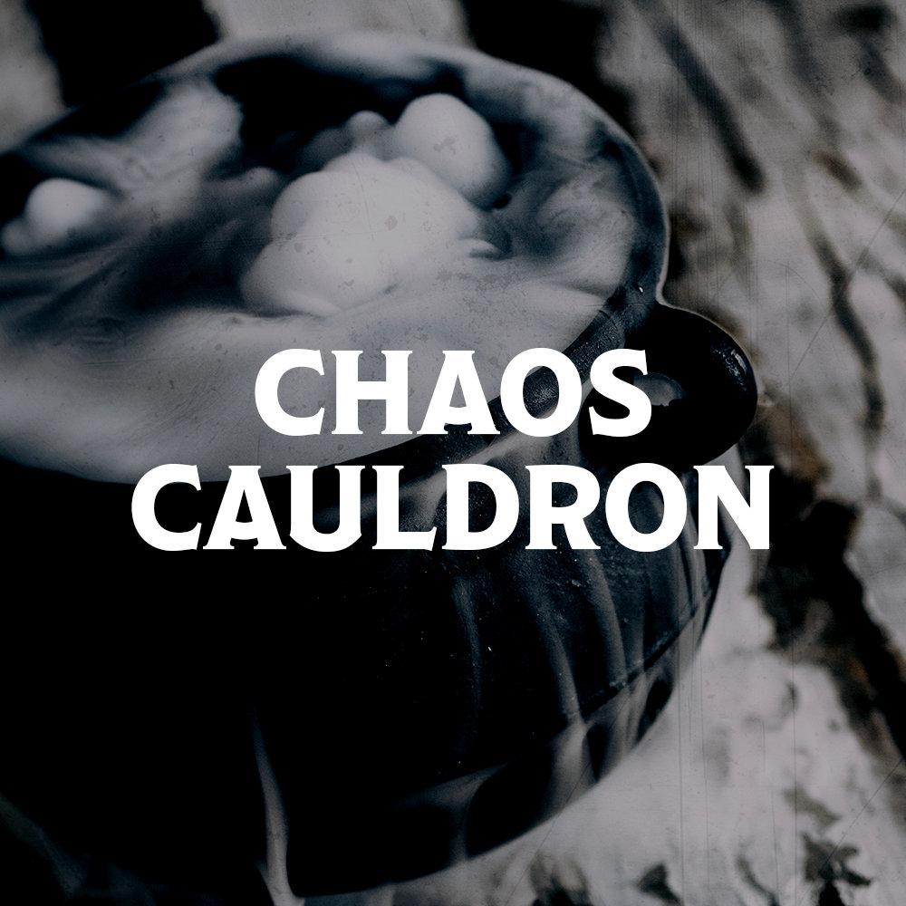 Chaos Cauldron (Power Yoga)