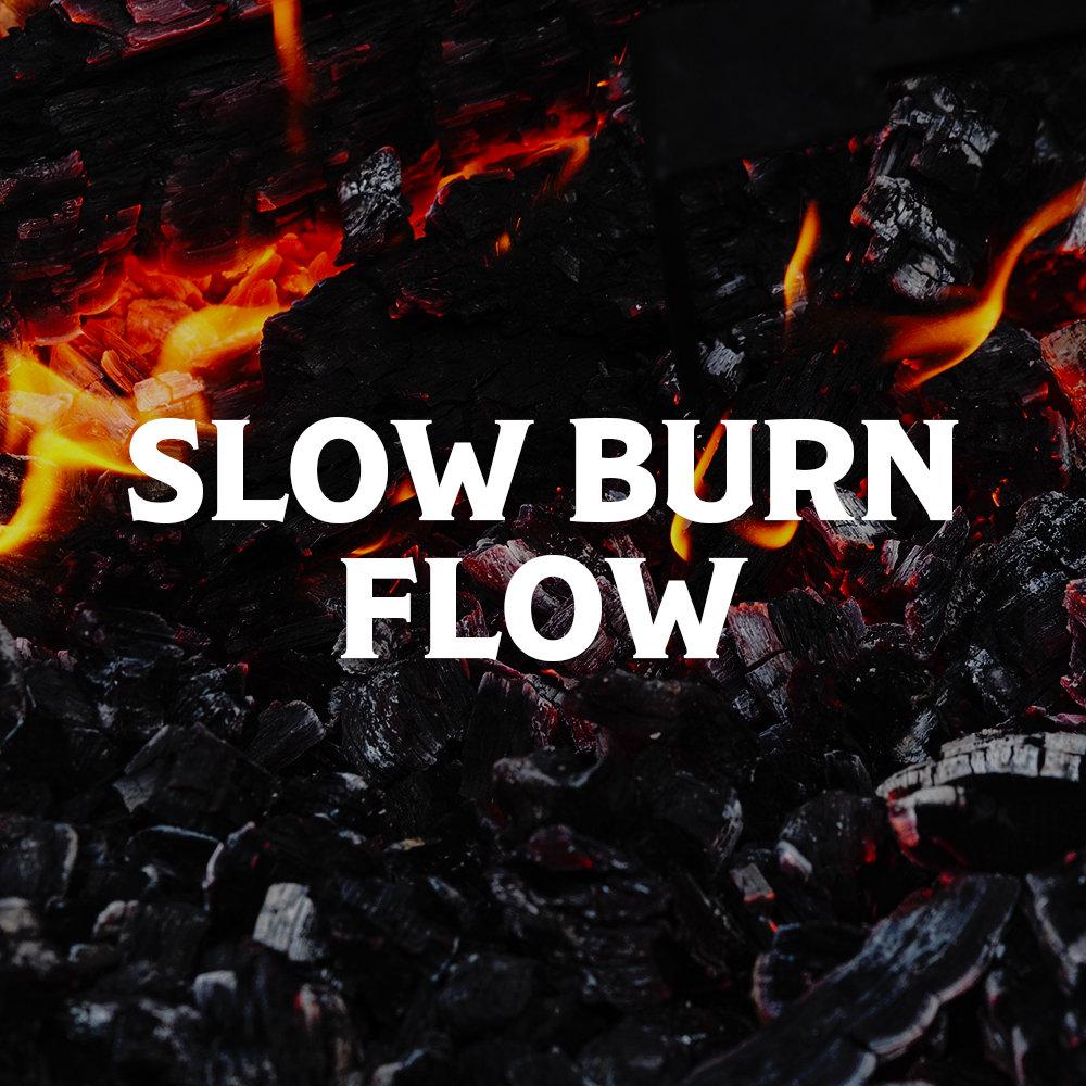 Slow Burn Flow (Vinyasa)