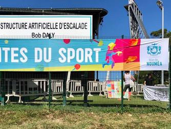 Le monde du sport à la fête à Nouméa le week-end du 27 Février