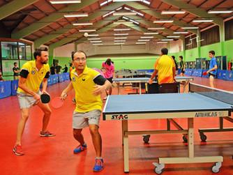 Championnat NCL de doubles en photo