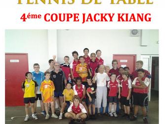 Coupe Jacky Kiang