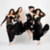 Восточный танец в Минске, танец живота в Минске, школа Азали под руководством Анны Куриленко
