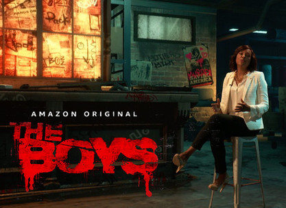 Amazon The Boys